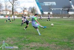 Първа пролетна победа на футболистите