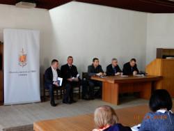 Редовният месечен брифинг за дейността на ОДМВР - София се проведе в РУ - Правец