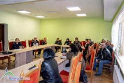 """Имаше интерес към общественото обсъждане на идейните предложения за облагородяване на междублоковото пространство на улиците """"Славейков"""" и """"Дондуков"""""""