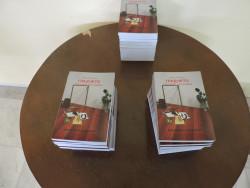 """Милко Влайков от Ботевград представи първата си книга """"ГРАДЧЕТО. ПОРТРЕТИ БЕЗ РАМКА"""""""