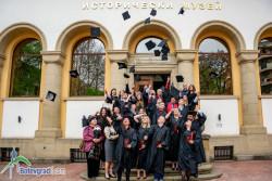 26 абсолвенти на Колежа по енергетика и електроника получиха дипломи