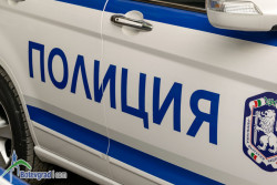 Криминално проявен мъж е задържан за хулиганска проява