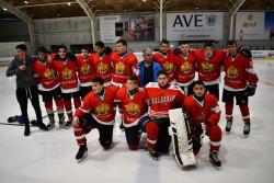 Двама хокеисти на Балкан в националните отбори за турнир в Словакия