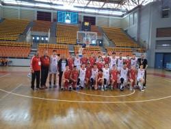 Баскетболният отбор на ПГПЧЕ се класира 13-ти на Световното средношколско първенство