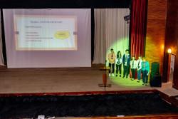 На обща среща с ученици и родители представиха възможностите за обучение след седми клас в трите гимназии в Ботевград