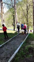 """На 22 април в ОУ """"Христо Ботев"""" с.Лопян"""
