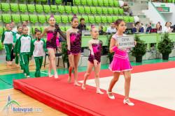 С много радост и медали завърши международният турнир по акробатика