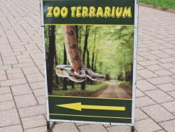 В Етрополе гостува изложба на екзотични животни