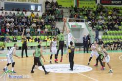 Балкан загуби в Ботевград със 101-96 и Берое поведе с 2-1