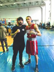 Румен Руменов стана шампион на България за юноши