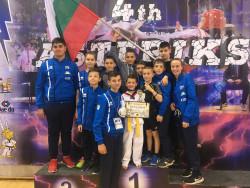 4 медала за Сунг Ри от турнир в Ниш