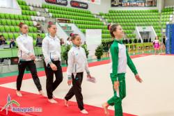 Акробатките с 5 златни и 1 сребърен медал от турнира в Бургас