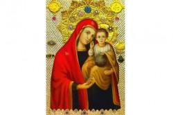 Боянската чудотворна икона на Пресвета Богородица от Украйна идва за втори път в Ботевград