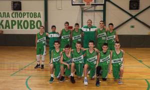 13-годишните на Балкан разгромиха и Дунав и ще играят за златните медали