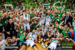 ОбС Ботевград поздрави БК Балкан за шампионската титла
