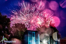 С тържествена заря-проверка завърши възпоменателното честване на 2 юни в Скравена