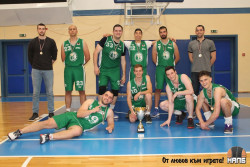 Още една титла за ботевградския баскетбол