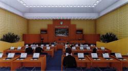 """140 000 лева ще струват довършителните ремонтни дейности в зала """"Ботевград"""""""
