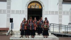 """Църковният хор се завърна с отличия от международния фестивал """"Достойно есть"""""""