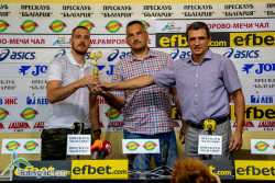 Балкан получи приза за отбор на месец май, цели се в групите на Шампионска лига