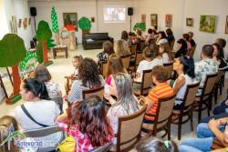"""Открит урок под наслов """"Аз вече знам немски език"""" се проведе в залата на Историческия музей в Ботевград"""