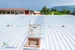 Завърши ремонтът на покрива на Историческия музей