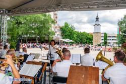 Започна тридневният празник на духовата музика в Ботевград