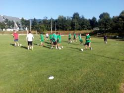 Балкан започна подготовка с нов играещ треньор, в състава е и синът на Данчо Колев
