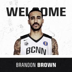 Брендън Браун вече играч на Нижний Новгород