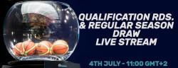 Следете на живо жребия за баскетболната Шампионска лига
