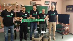 Черно море Тича  поема  курс към успеха със зелен цвят и нов  директор
