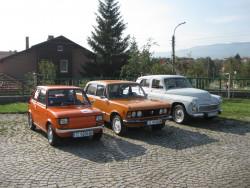 Скравена ще бъде домакин на Първи национален събор на стари полски автомобили