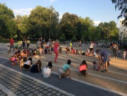 """Над 50 деца участваха във финалното събитие на """"Весело лято в града"""""""