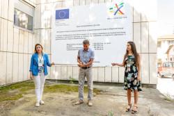 Със заключителна пресконференция завърши проектът за въвеждане на мерки за енергийна ефективност в сградата на Община Ботевград