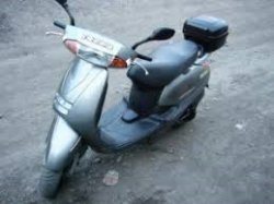 Досъдебно производство за каране на нерегистриран мотопед