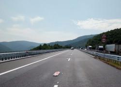 """Завърши ремонтът на платното за Варна на виадукта при 37-ми км на АМ """"Хемус"""""""