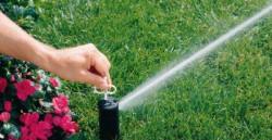Забранява се ползването на питейна вода за поливане