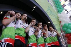 България спечели 39 медала на завършилото Световно първенство по Таекуон-До в Пловдив
