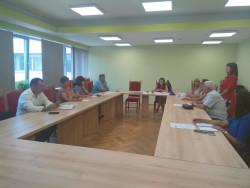 ОИК Ботевград поведе първото си заседание днес