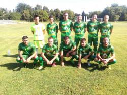 Футболистите на Балкан с първи успех