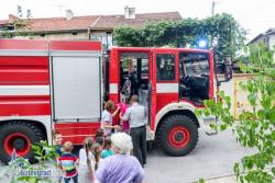 """Започва """"Седмицата на пожарната безопасност"""""""