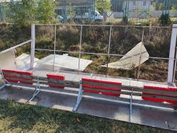 Възстановени са щетите на стадион Герена