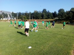 Футболистите на Балкан загубиха в Своге