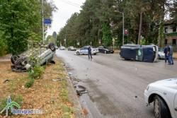 """Сериозен пътен инцидент на бул. """"Цар Освободител"""""""