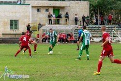 Футболистите на Балкан отново не победиха като домакини