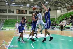 Балкан победи Черноморец  в първия си мач от НБЛ