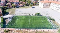 Новото футболно игрище във Врачеш ще бъде открито в събота