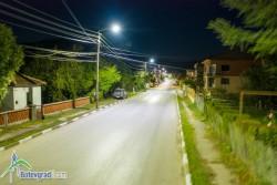 Продължава монтажът на нови LED лампи