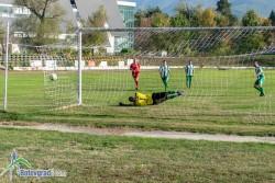 Футболистите с изстрадана  победа над Банско
