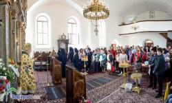 Обновление на църквата в Гурково отслужи ловчанският митрополит Гавриил